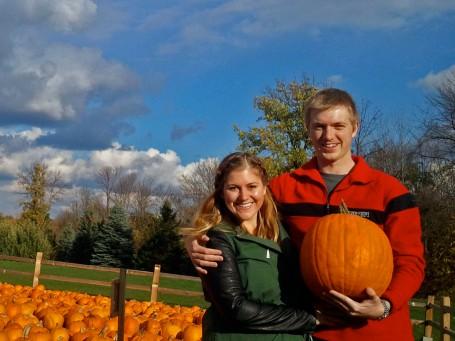 Pumpkin Patch | Not Your Average Dairy Queen
