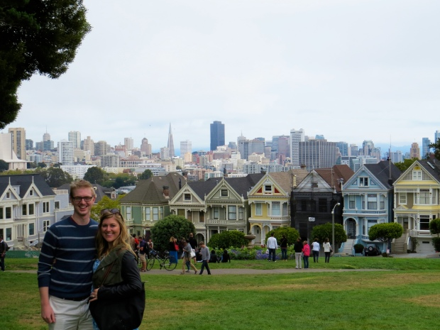 San Francisco Honeymoon | Beauty and Blooms