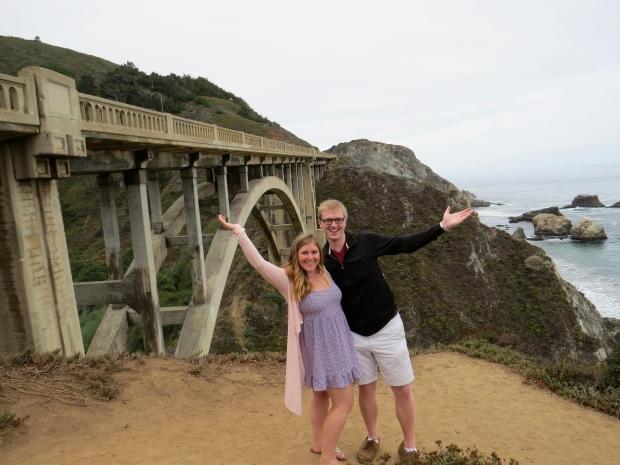 Honeymoon : Big Sur | Beauty and Blooms