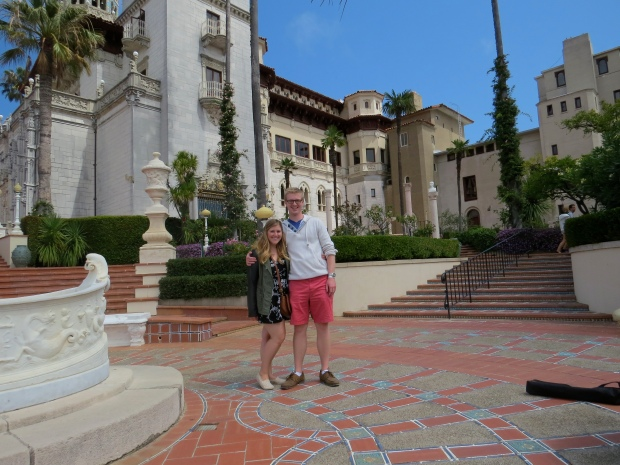 Honeymoon: Hearst Castle | Beauty and Blooms