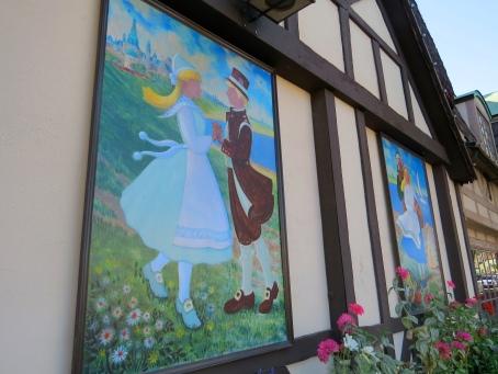 Honeymoon: Solvang   Beauty and Blooms