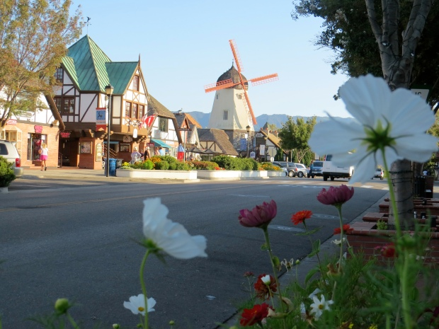 Honeymoon: Solvang | Beauty and Blooms