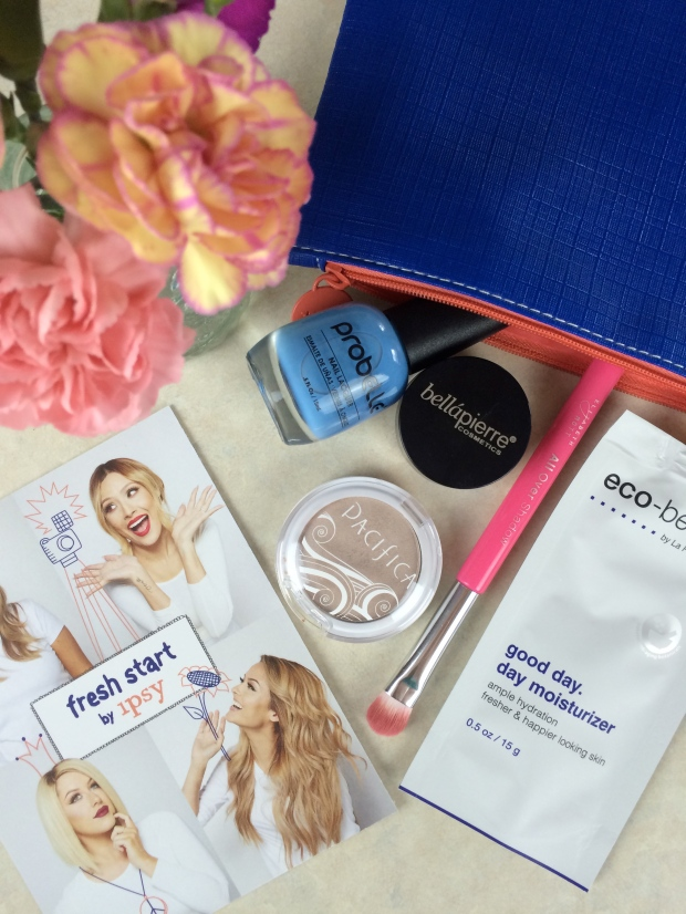 Ipsy Beauty Subscription Review   Beauty & Blooms