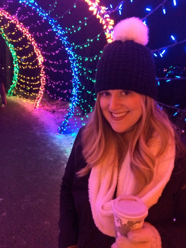 Botanical Garden Festival of Lights | Beauty & Blooms