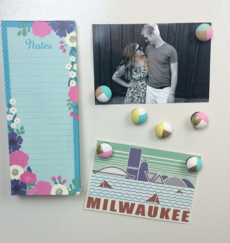 DIY-Color-Blocked-Magnets