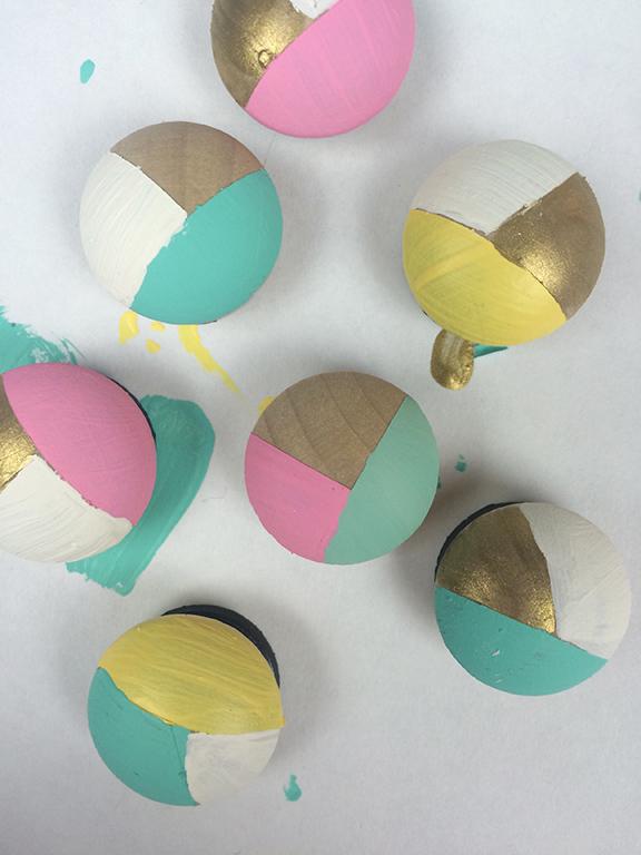 DIY-Color-Blocked-Magnets