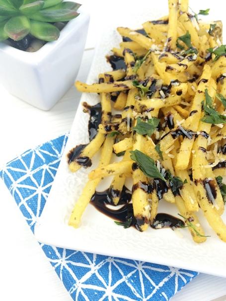 Pesto-Balsamic-Fries