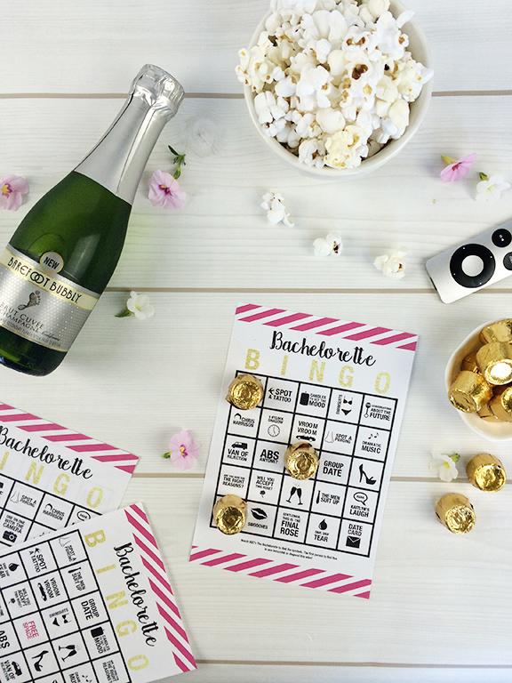 Bachelorette-Bingo