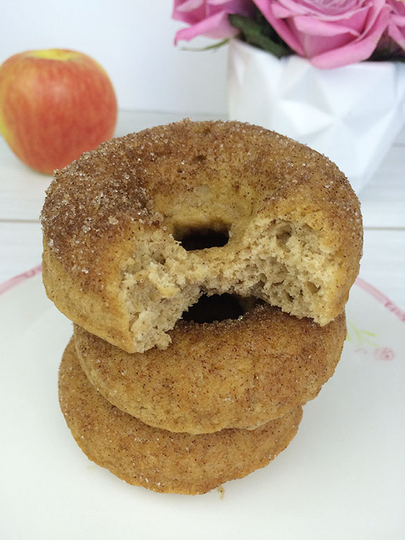 Apple Cider Donuts | Beauty and Blooms