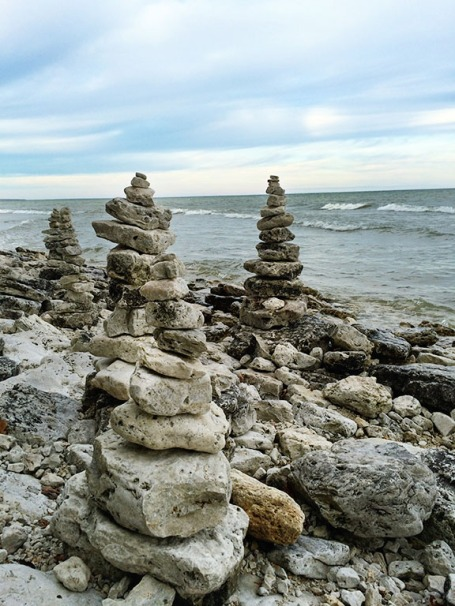 Door County Adventures : Cave Point Park