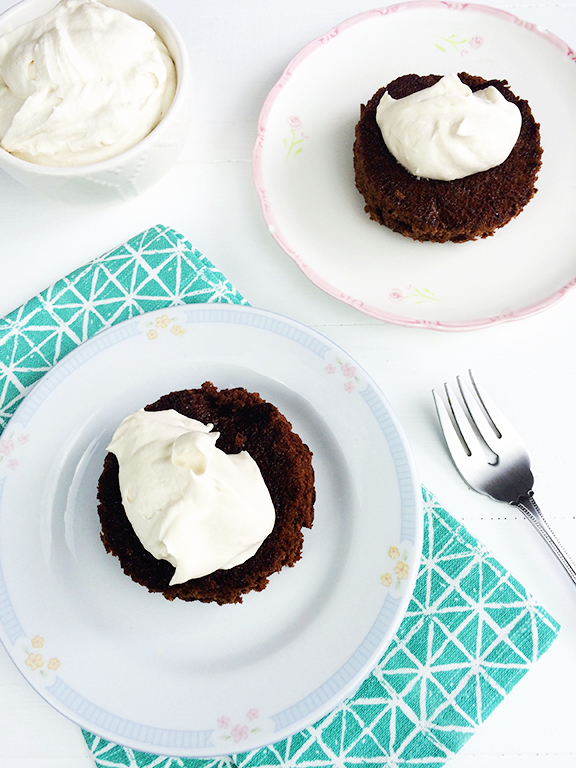 Brownies with Guinness Whipped Cream! Perfect for a St.Patrick's Day Party!