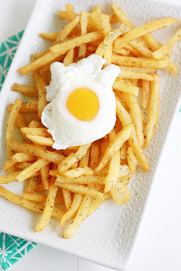 Dill French Fries
