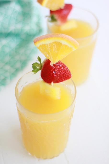 Pineapple Orange Soda