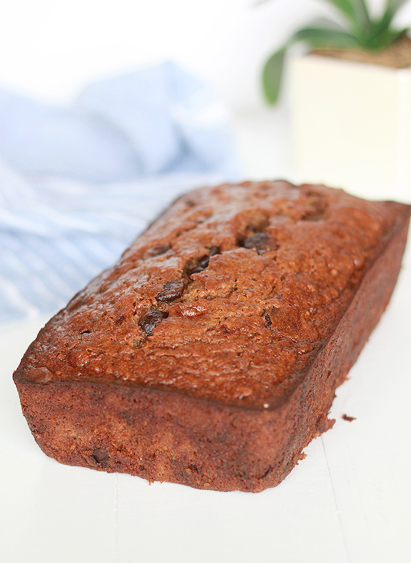 Walnut Chocolate Chip Bread