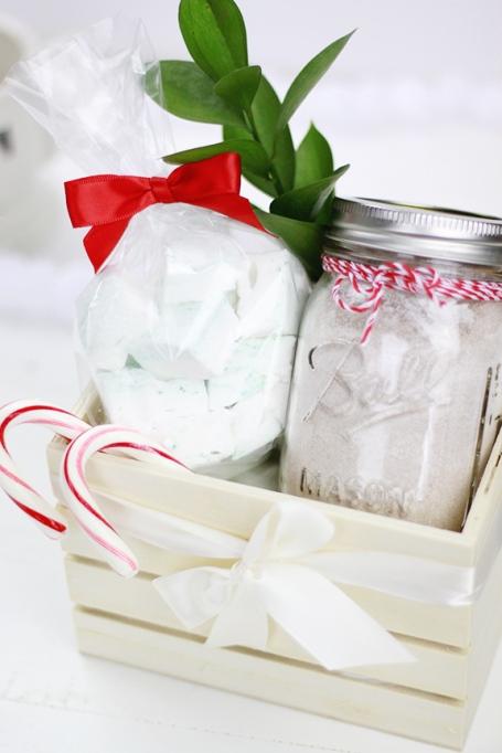 Homemade Hot Chocolate Gift Set