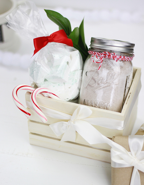 Homemade Hot Chocolate Gift Set