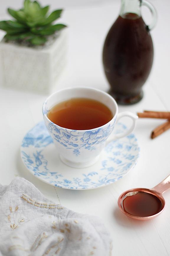 Chai Apple Cider Syrup
