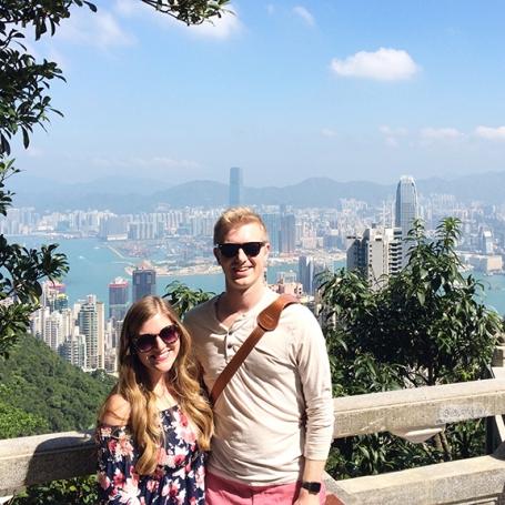 Travel Guide: Hong Kong, China
