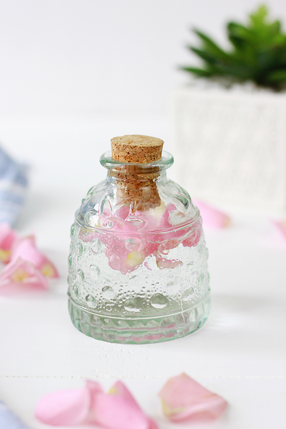 DIY Rosewater Witch Hazel Toner