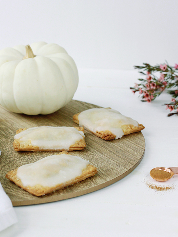 Pumpkin Pie Pop Tart Recipe